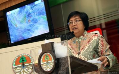 Menteri LHK: Jangan Ada Lagi Warga Ditangkap karena Cari Nafkah di Hutan