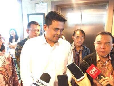 Ini Pesan Jokowi ke Bobby Nasution yang Maju di Pilkada Medan