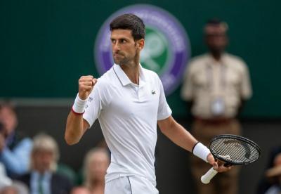 Peringkat 1 Dunia, Djokovic Merasa Kalah Tenar Dibanding Nadal-Federer