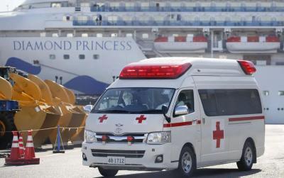Sebelum Pulang, WNI Terdampak COVID-19 di Kapal Diamond Princess Jalani Tes Kesehatan Ketat