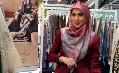 Ditemui di Muffest 2020, Marini Zumarnis: Pakai Hijab Itu Bisa Tampil Lebih Cantik