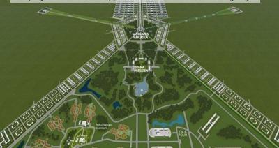 Canberra Jadi Inspirasi Ibu Kota Baru Indonesia, Ini Faktanya