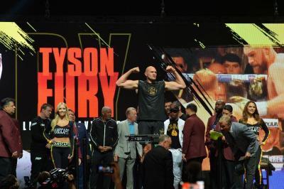 Pelatih Tinju Legendaris Sebut Mental Tyson Fury Bermasalah