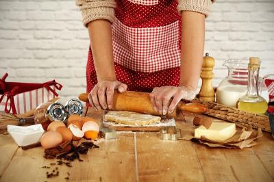 6 Tips Membuat Kue untuk Pemula