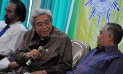 Ketua MPR Usul Taufiq Kiemas Dinobatkan Jadi Bapak 4 Pilar MPR