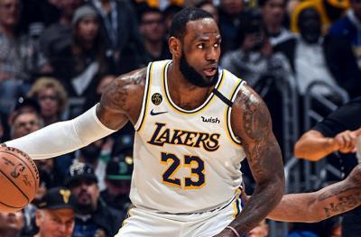 LA Lakers Menang Tipis atas Celtics, Ini Komentar LeBron James
