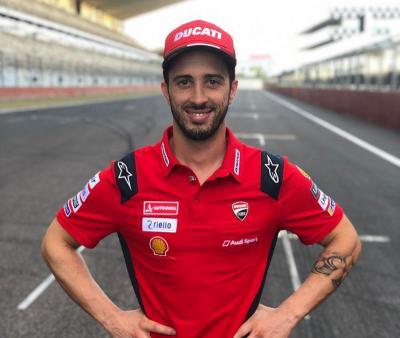 Ambisi Dovizioso Jadikan MotoGP 2020 sebagai Tahunnya Ducati