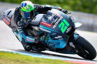 Morbidelli Minta Yamaha Maksimalkan Sisa Waktu Jelang Tampil di Balapan Perdana