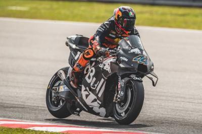 Motor Baru Lebih Kompetitif, KTM Siap Bersaing di MotoGP 2020