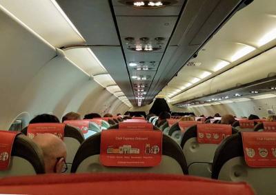 Khawatir COVID-19, Udara di Kabin Pesawat Ternyata Lebih Segar daripada Rumah