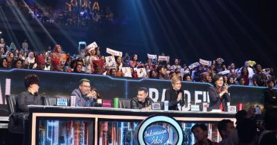 Judika Apresiasi Profesionalitas Maia Estianty dan Ahmad Dhani di Panggung Indonesian Idol