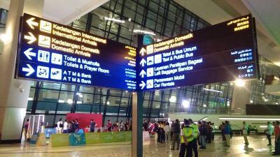 Intensitas Hujan Tinggi, Operasional Bandara Soetta Masih Normal