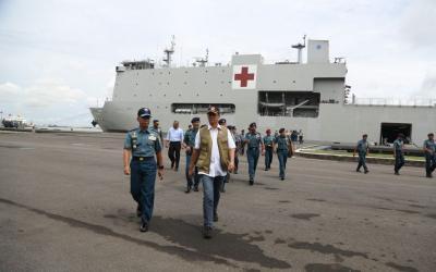 Negatif COVID-19, 188 ABK Kapal World Dream Besok Dievakuasi ke Pulau Sebaru