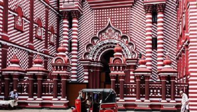 Masjid-Majid Cantik di Sri Lanka, Pertama Berusia Setengah Abad