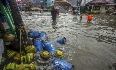 BPBD Kota Bekasi Catat 4 Warga Tewas Akibat Banjir dan Longsor