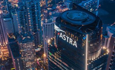 Astra International Bukukan Laba Bersih Rp21,7 Triliun Sepanjang 2019