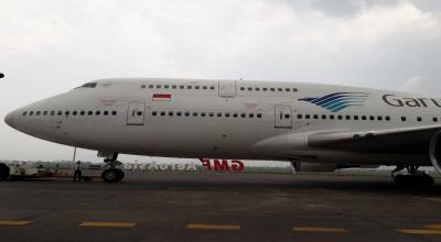 Yenny Wahid Minta Garuda Indonesia Setop Keluarkan Utang Baru