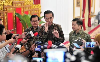 Presiden Jokowi Minta Himpun Kekuatan untuk Kembangkan Ekonomi Digital RI