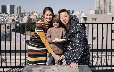 Liburan ke Jepang, Ringgo Agus Rahman Ingin Sabai Morscheck Mual Setiap Pagi