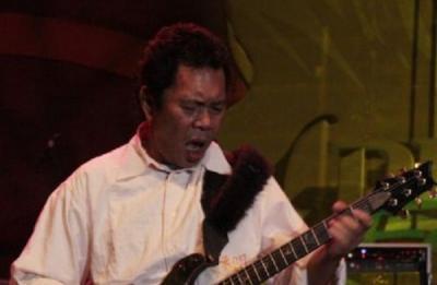 Oding Nasution, Mantan Gitaris God Bless Meninggal Dunia