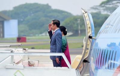 Istana Jelaskan soal Sewa Pesawat untuk Lawatan Presiden Jokowi ke Amerika