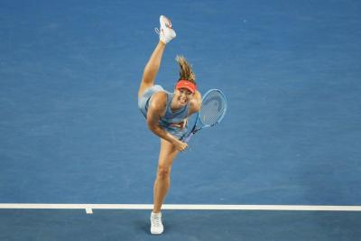 AS Terbuka 2019 Jadi Alarm bagi Sharapova untuk Pensiun