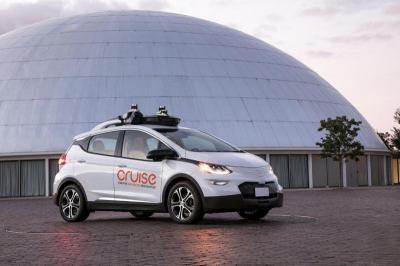 Mobil Otonom General Motors Mulai Angkut Penumpang