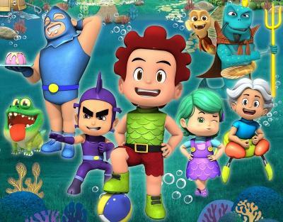 Kiko & Friends Akan Tayang di Channel Disney