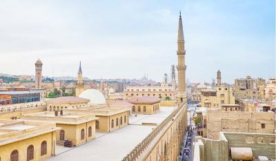 Masjid Al Azhar, Salah Satu Masjid Tertua di Dunia dari Masa Khalifah Fatimiyah