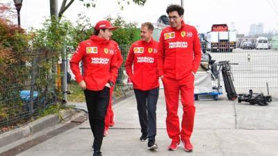 Binotto Yakin Vettel-Leclerc Kini Saling Percaya