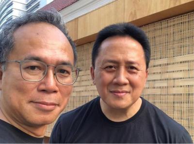 Ketum IAI Wafat, Triawan Munaf: Selamat Jalan Kang Dju
