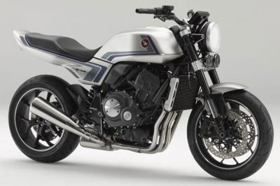 Virus Corona Tak Hentikan Honda Ungkap CB-F Concept