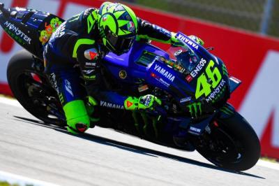 Rossi Akan Lebih Cepat saat Bahagia