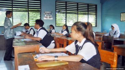 ODP dan PDP Meningkat, Pemkab Bekasi Perpanjang Masa Belajar di Rumah hingga April