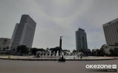 Polda Metro Adakan Simulasi Karantina Wilayah Jakarta