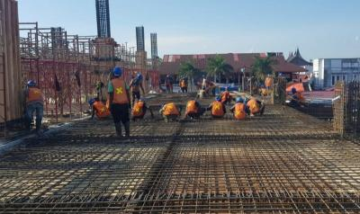 Menteri Basuki Buat Protokol Pencegahan Covid-19 dalam Proyek Konstruksi