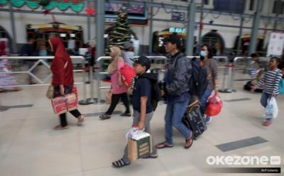 260 Ribu Tiket Kereta Dibatalkan, KAI: Meningkat 12 Kali Lipat