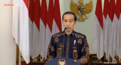 6 Arahan Presiden Jokowi soal Bantuan bagi Masyarakat Terdampak Covid-19
