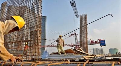 Proyek Infrastruktur Berhenti Imbas Virus Corona, Upah Pekerja Konstruksi Tetap Dibayar