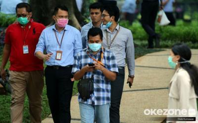 Sakit Wajib Pakai Masker, Kapan Orang Sehat Harus Pakai?