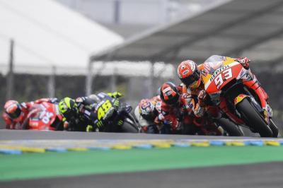 Start MotoGP 2020 Masih Belum Jelas, Ini Komentar Ciabatti