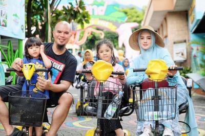 Ahmad Dhani Kaget Putrinya Dijauhi Teman Sekolah