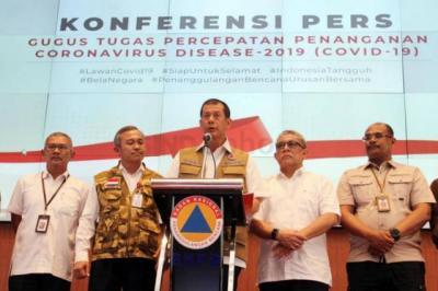 Estimasi Pandemi Covid-19 Terjadi hingga Juli