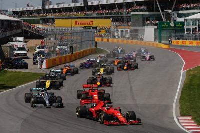 Tak Mungkin F1 2020 Dimulai pada Pertengahan Juni