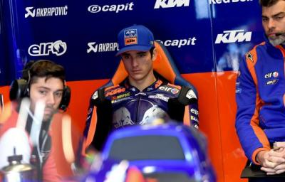 Lecuona Sempat Ragu dengan Kabar KTM Bakal Merekrutnya untuk MotoGP 2020
