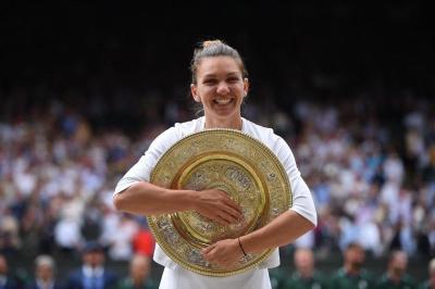 Wimbledon 2020 Batal Digelar, Ini Reaksi Simona Halep