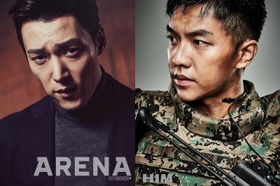 Lee Seung Gi dan Choi Jin Hyuk Berpotensi Adu Akting dalam Mouse