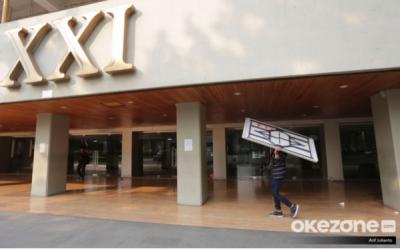 Krisis Akibat Corona, Gaji Petinggi Bioskop XXI Dialihkan untuk Biaya Operasional