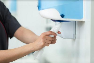 Rajin Cuci Tangan, Sudah Tepat Cara Mengeringkannya?