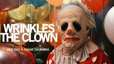 Sinopsis Film Wrinkles The Clown, Teror Badut yang Mencekam